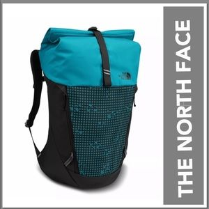 The North Face Gnomad Pack (Bluebird/TNF Black)